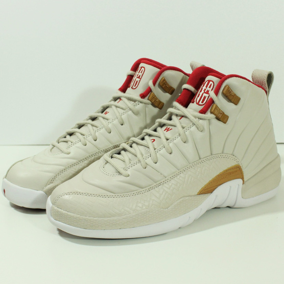 quality design 00cf7 0fdc5 Nike Air Jordan 12 CNY Chinese New Year 881428 142